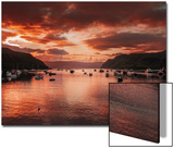 Portree Sunrise Posters by Philippe Sainte-Laudy
