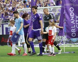 Mar 8, 2015, New York City FC vs Orlando City SC - Kaka, David Villa Photo by Kim Klement