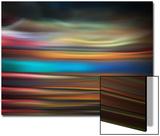 Intensives Olivgrün Kunstdrucke von Ursula Abresch