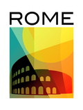 Rome 1 Giclee Print by Cory Steffen