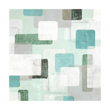 Tiles C Giclee Print by JB Hall