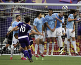 Mar 8, 2015, New York City FC vs Orlando City SC - Kaka Photo by Reinhold Matay