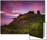 Duntulm Castle Prints by Philippe Sainte-Laudy