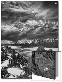 Tasmanvalley Poster by Yan Zhang