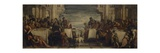 Supper in the House of Simon Print by Paolo Veronese