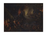 The Palace of Pluto, 17th C Posters by Jan Bruegel the Elder