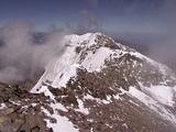Argentinian Mountain Aconcagua, Mendoza, Argentina Photo