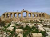 Hippodrome, Jerash, Jordan, Roman Era, 117-138 Photo