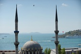 A Mosque in Istanbul of Turkey Photo