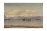 The Borromean Islands Prints by Prinetti Constantine