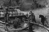 World War 2 Combat in Yugoslavia, Ca. 1944 Photo