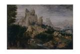 The Good Samaritian Prints by Herri Bles