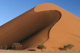 Namibia, Namib Desert, Sand Dunes Poster