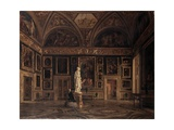 Room of Iliad in Pitti Gallery in Florence Prints by Domenico Caligo