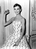 Audrey Hepburn in Funny Face, 1957 Photo