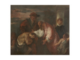 Return of the Prodigal Son Prints by Giuseppe Bazzani