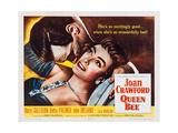 Queen Bee, Joan Crawford, Barry Sullivan, 1955 Prints