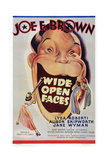 Wide Open Faces, Joe E. Brown, 1938 Prints