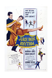 Juke Box Rhythm, from Left, Jack Jones, Jo Morrow, 1959 Prints
