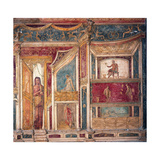Mythological Mural, C. 62-79 Posters