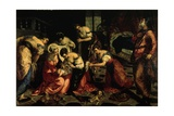 Birth of Saint John the Baptist Prints by Jacopo Robusti Tintoretto