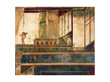 Architectural Perspectives with a Cupid, C. 25-45 Prints
