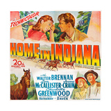 Home in Indiana, 1944 Reprodukcje