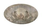 Apollo's Chariot Giclee Print by Andrea Appiani
