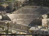 Roman Theater, Amman, Jordan, 169-77 Print