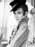 War and Peace, Audrey Hepburn, 1956 Photo