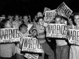 War Ends' Headlines on Knoxville Journal of Aug. 14, 1945 Photo