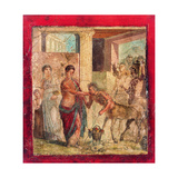 Centaurs at King Pirithous' Wedding to Hippodamia, C. 45-79 Prints