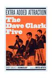 The Dave Clark Five, 1964 Kunstdrucke