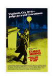 Death Wish, Charles Bronson, 1974 Posters