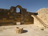 Castle of Al-Hallabat (Qasr Al-Hallabat), 4th-8th Century, Jordan Photo