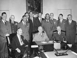 Pres. Truman Desegregated the U.S. Military with Executive Order 9981, on July 26, 1948 Photo
