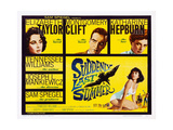Suddenly, Last Summer, 1959 Reproduction giclée Premium