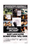 Executive Action, Burt Lancaster (Top Center), Will Geer (Bottom Right), 1973 Prints
