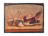 Chicken with Legs Tied and Spilled Basket, C. 45-79 Prints