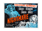 Nightmare, 1964 Láminas