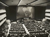 Truman Addresses Un General Assembly on Oct. 24, 1946 Photo