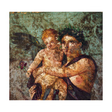 Maenad and Cupid, C. 35-45 Posters