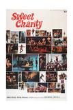 Sweet Charity, 1969 Print