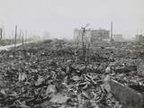Hiroshima Ruins Were Documented on Sept. 7, 1945 Posters