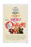 Oliver!, Mark Lester, Shani Wallis, Ron Moody, Oliver Reed, 1968 Posters