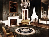 Renovation of the Executive Mansion During the Truman Administration Posters