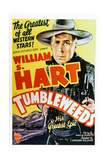 Tumbleweeds, William S. Hart, 1925 Posters