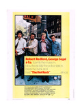 The Hot Rock, from Left: Paul Sand, Ron Liebman, Robert Redford, George Segal, 1972 Giclee Print