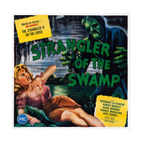 Strangler of the Swamp, Left: Rosemary La Planche, 1946 Posters