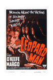 The Leopard Man, 1943 Posters